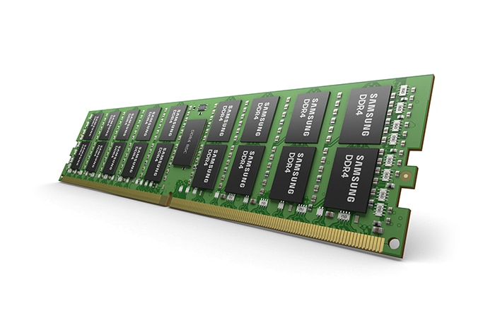 Samsung's PM1733 SSD and High Density DIMMs Support AMD EPYC