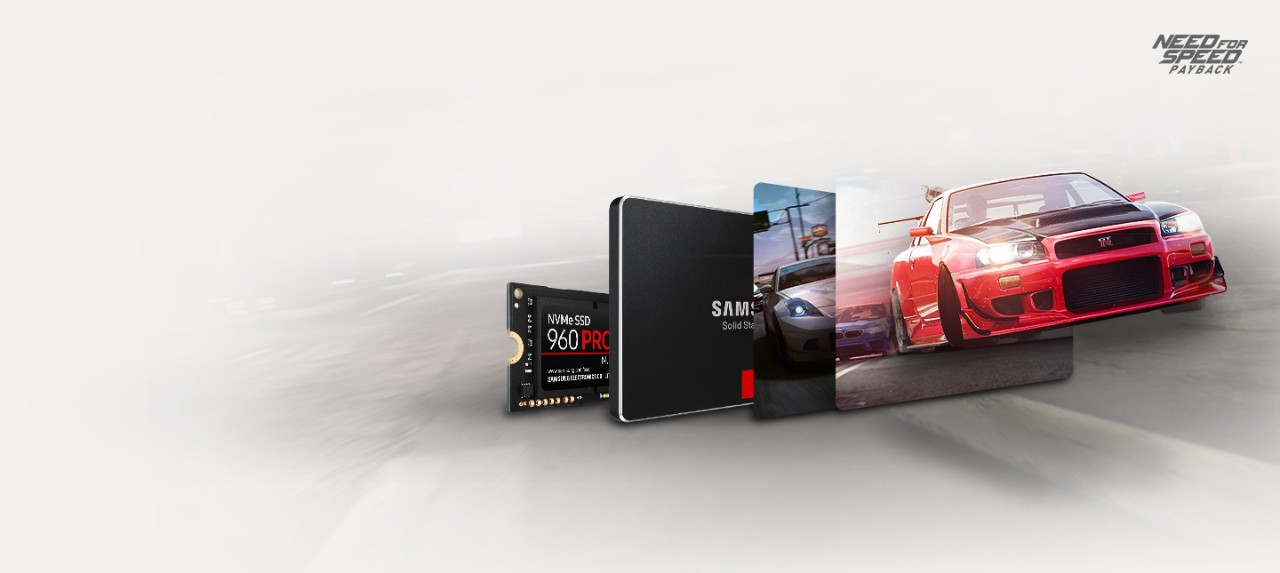Samsung Semiconductor SSD Gaming SSDs