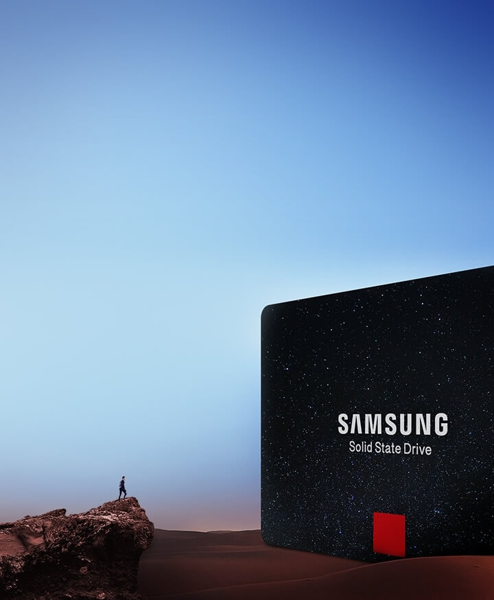 Samsung SSD 860 PRO The SSD that makes the difference