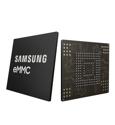 Samsung Semiconductor eSTORAGE Products, eMMC