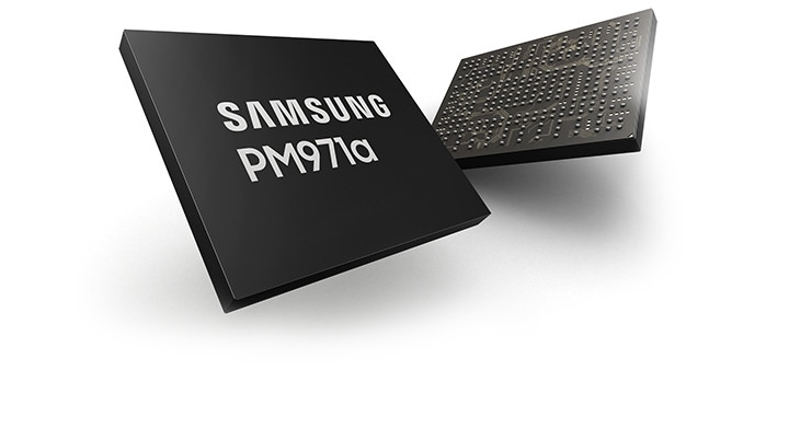 Samsung Semiconductor Client SSD, Big Power in a Small Package, PM971