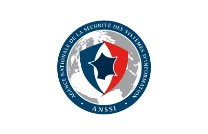 Logo of ANSSI (France)