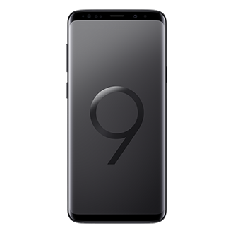 B2B HIGHLIGHT GalaxyS9Plus Front Black