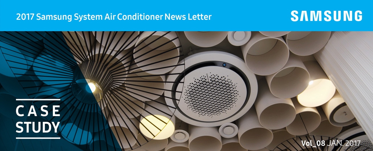 2017 Samsung System Air Conditioner News Letter