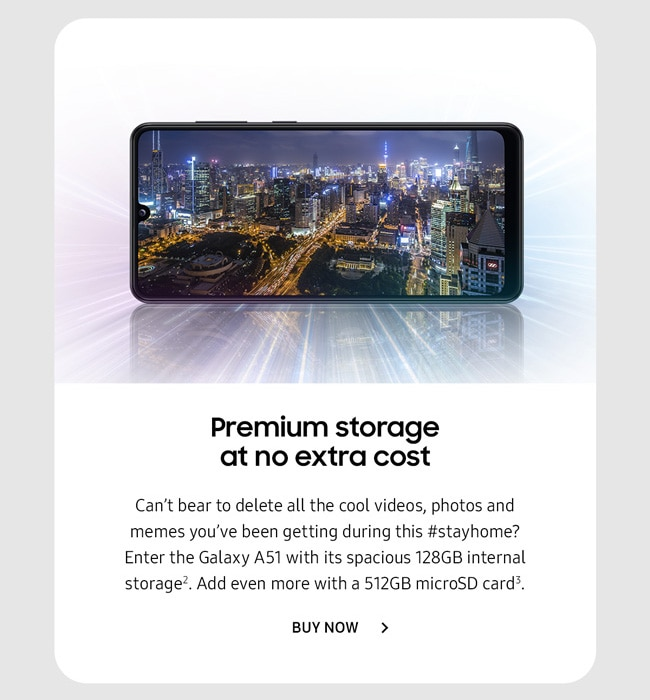 Premium storage at no extra cost