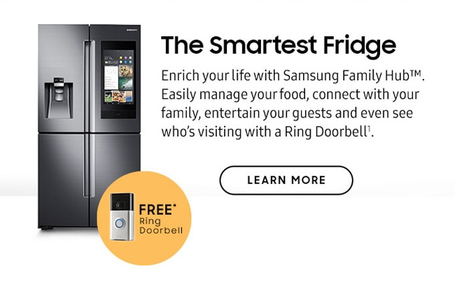 The Smartest Fridge