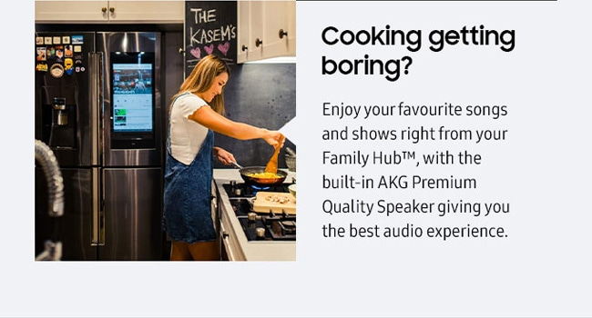 Cooking getting boring?