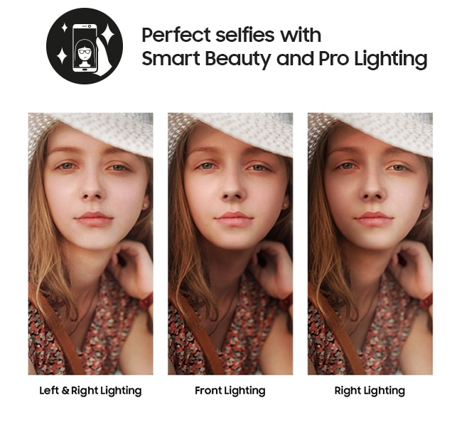 Perfect selfies