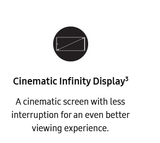 Cinematic Infinity Display