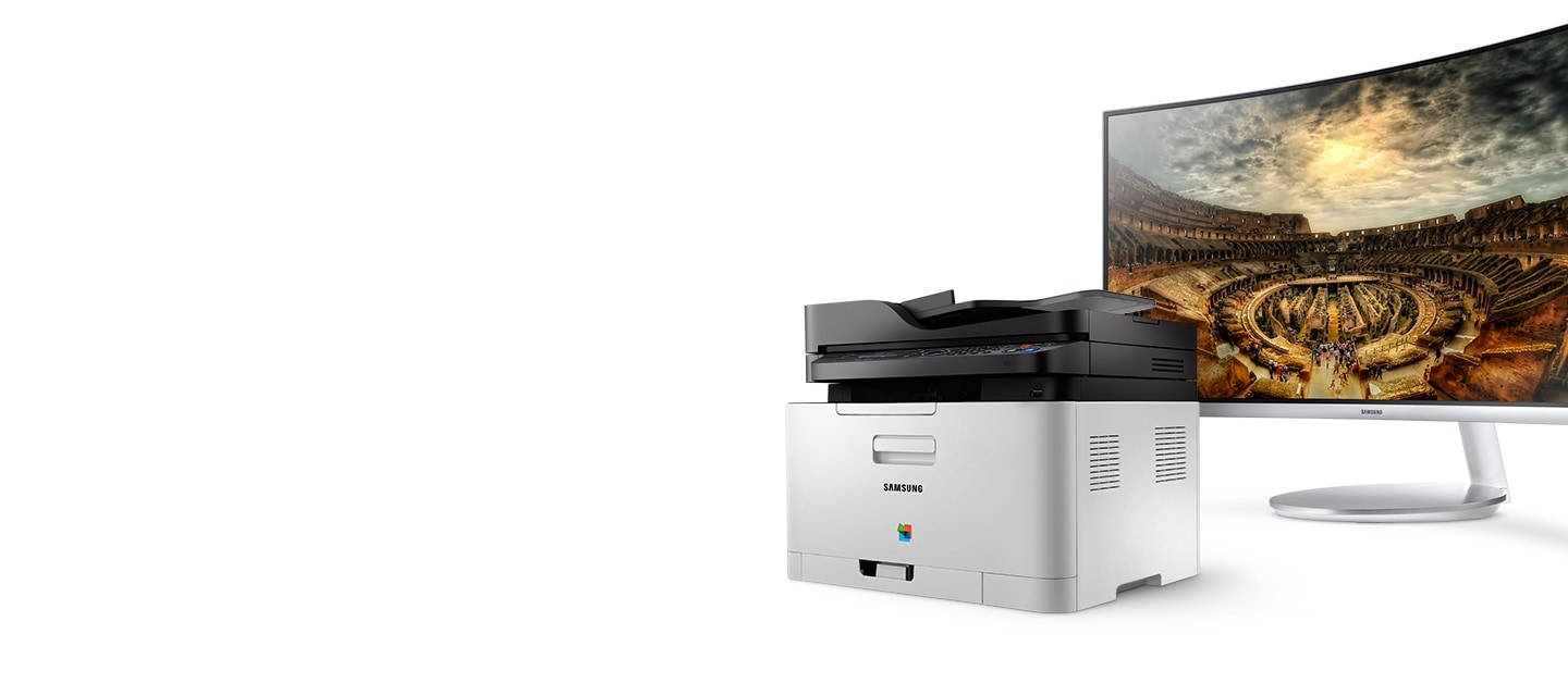 Samsung Monitors & Printers