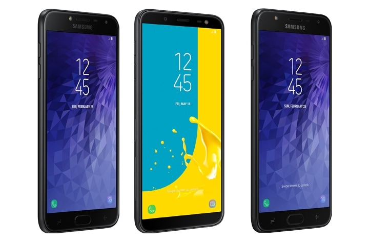 Samsung Announces the New Galaxy J series (2018) Line-up in Singapore