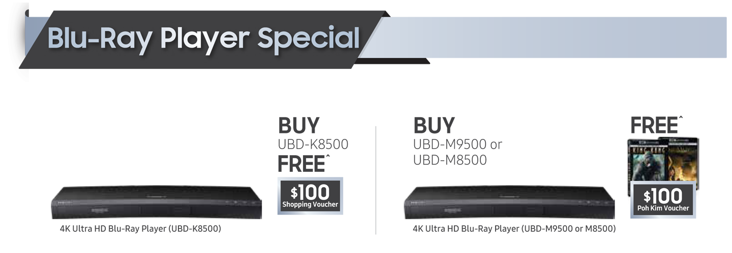 Blu-Ray Player Special