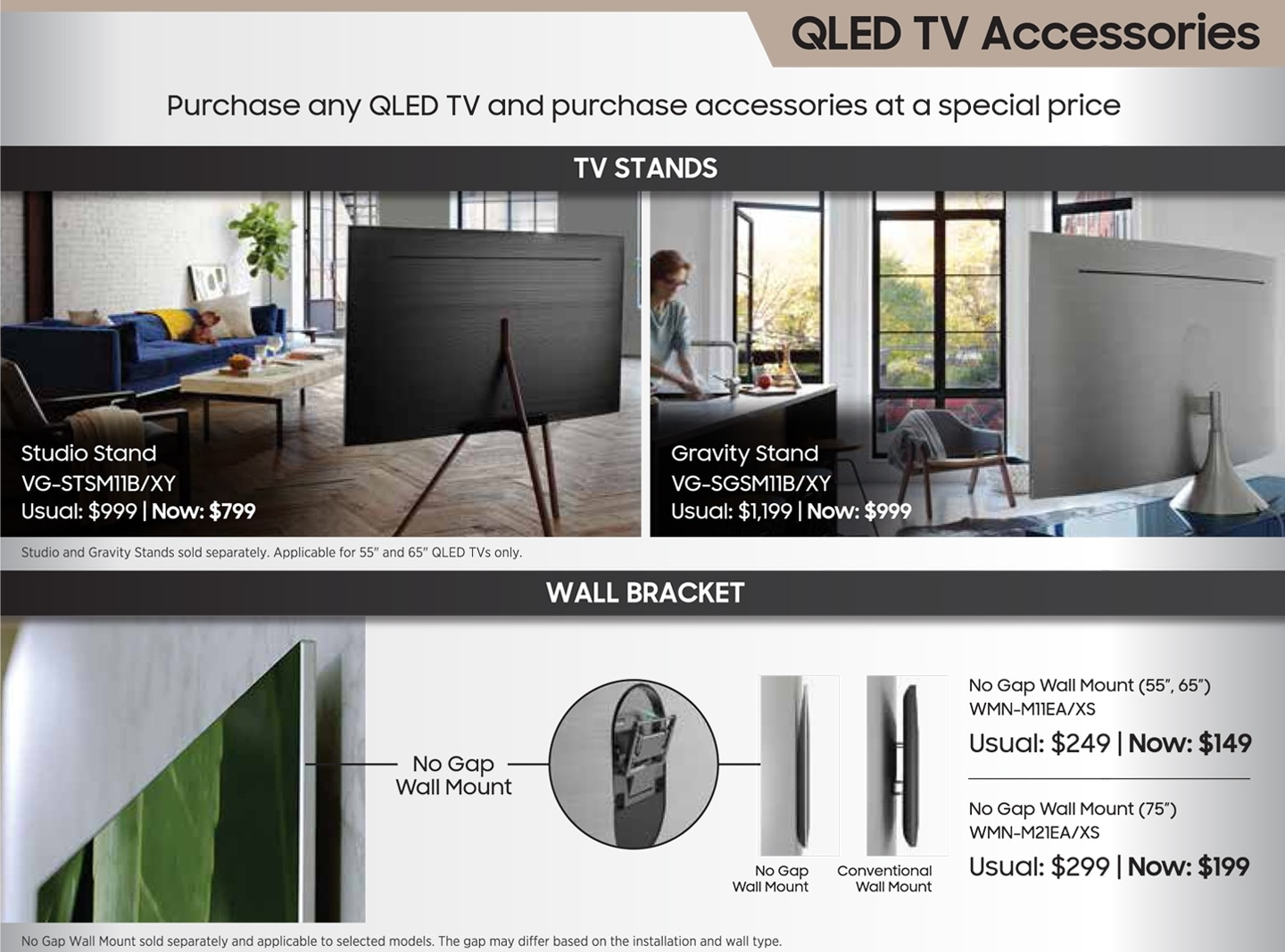 Personalise your QLED TV