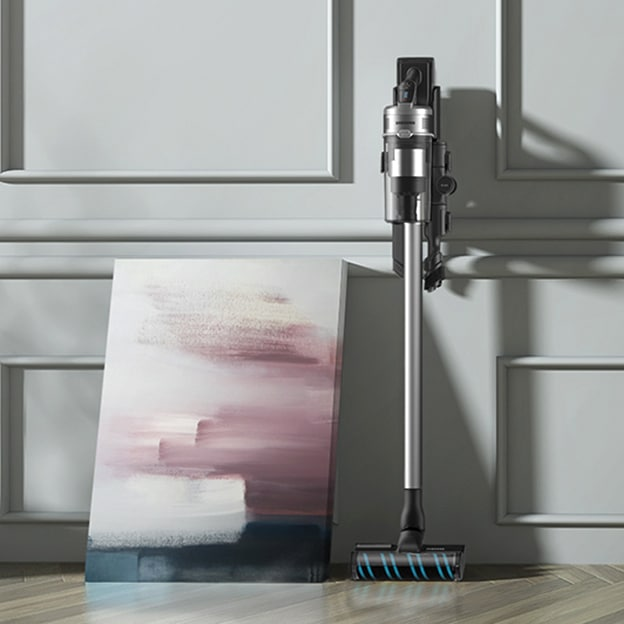 Powerful and complete cleaning with the Samsung Jet?