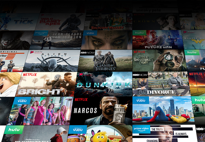 Samsung Smart TV | Watch movies and TV on the big screen