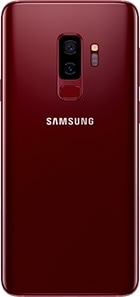Samsung Galaxy S9 | S9+ Burgundy Red