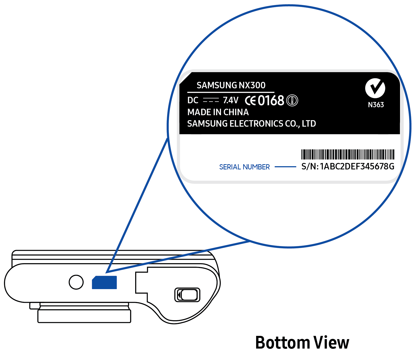 How to find Model and Serial Number of your Samsung Product?