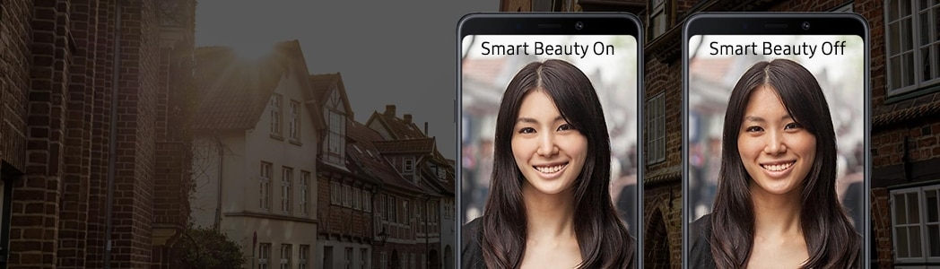 Samsung Galaxy A9 Smart Beauty