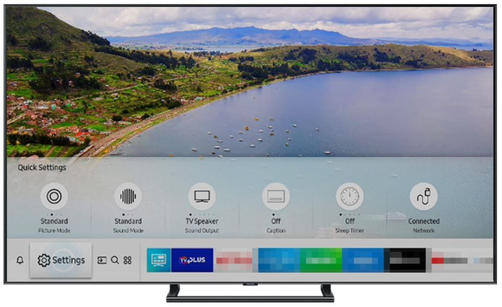 How to update Samsung Smart TV Software and Firmware? | Samsung