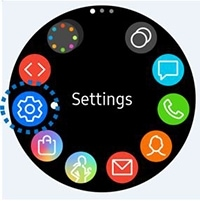 How to set GPS on Samsung Galaxy Watch? | Samsung Support