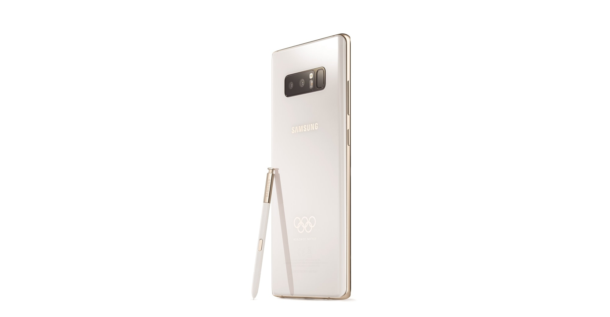 Galaxy Note8 bela boja