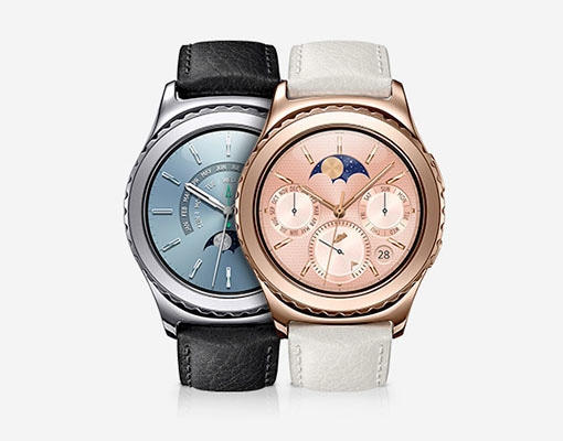 นาฬิกา Gear S2 Classic Note 5 Accessories