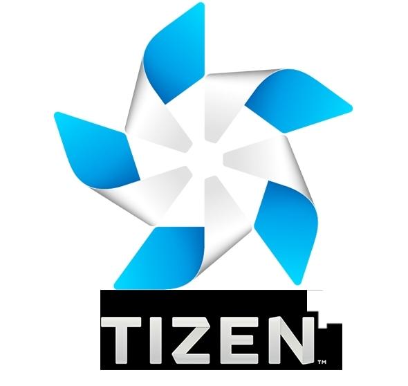 Tizen™ logosu resmi.