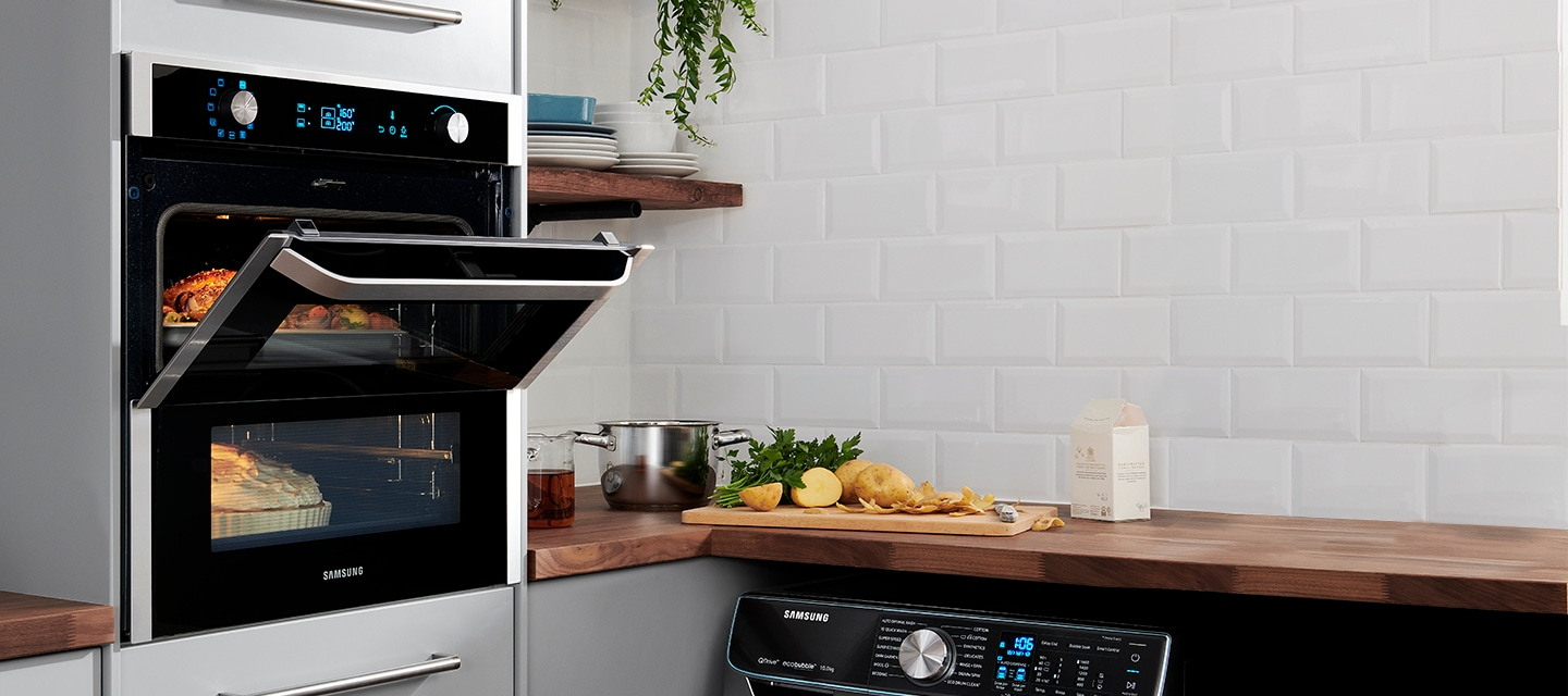 Cooking Appliances: Ovens, Hobs and Hoods | Samsung UK