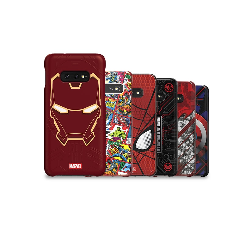 Marvel Cases Galaxy S10e/S10/S10+