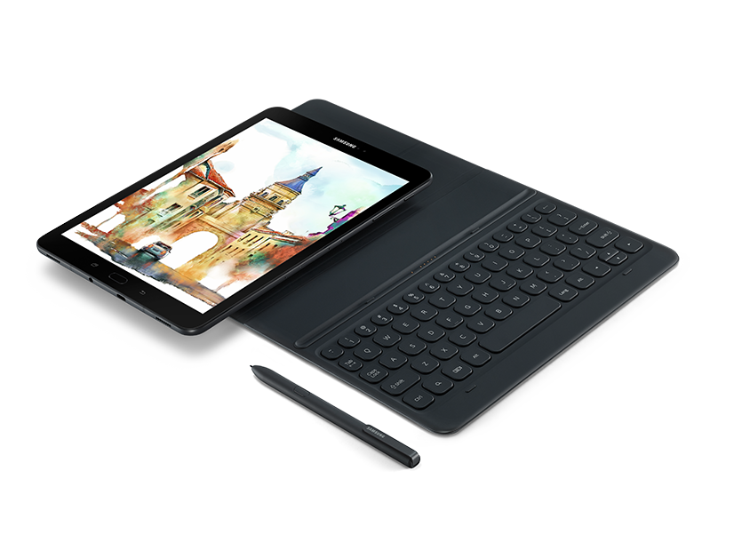 The all-new versatile Tab S3