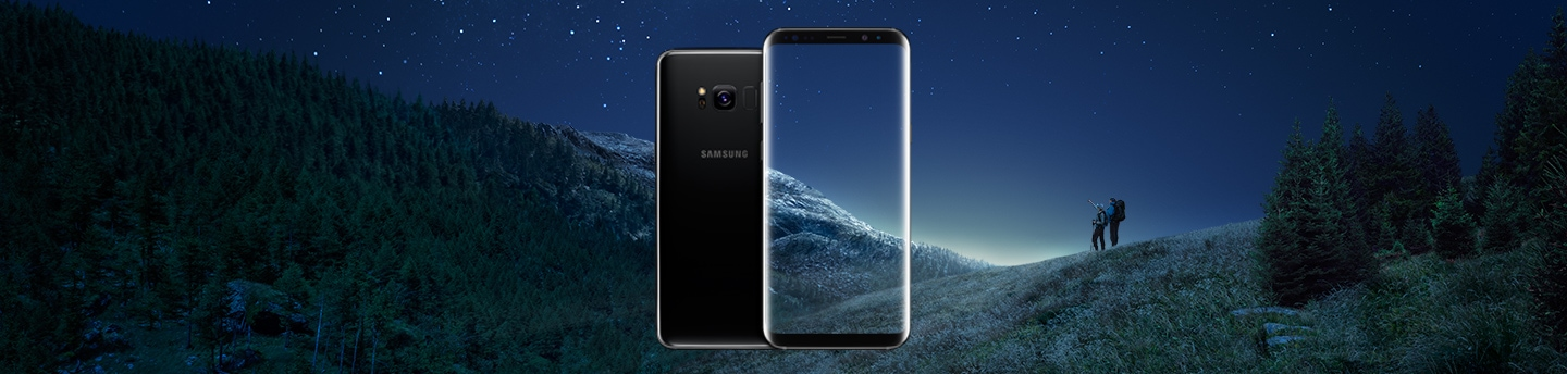 Samsung Smartphones - Galaxy S8 and S8+