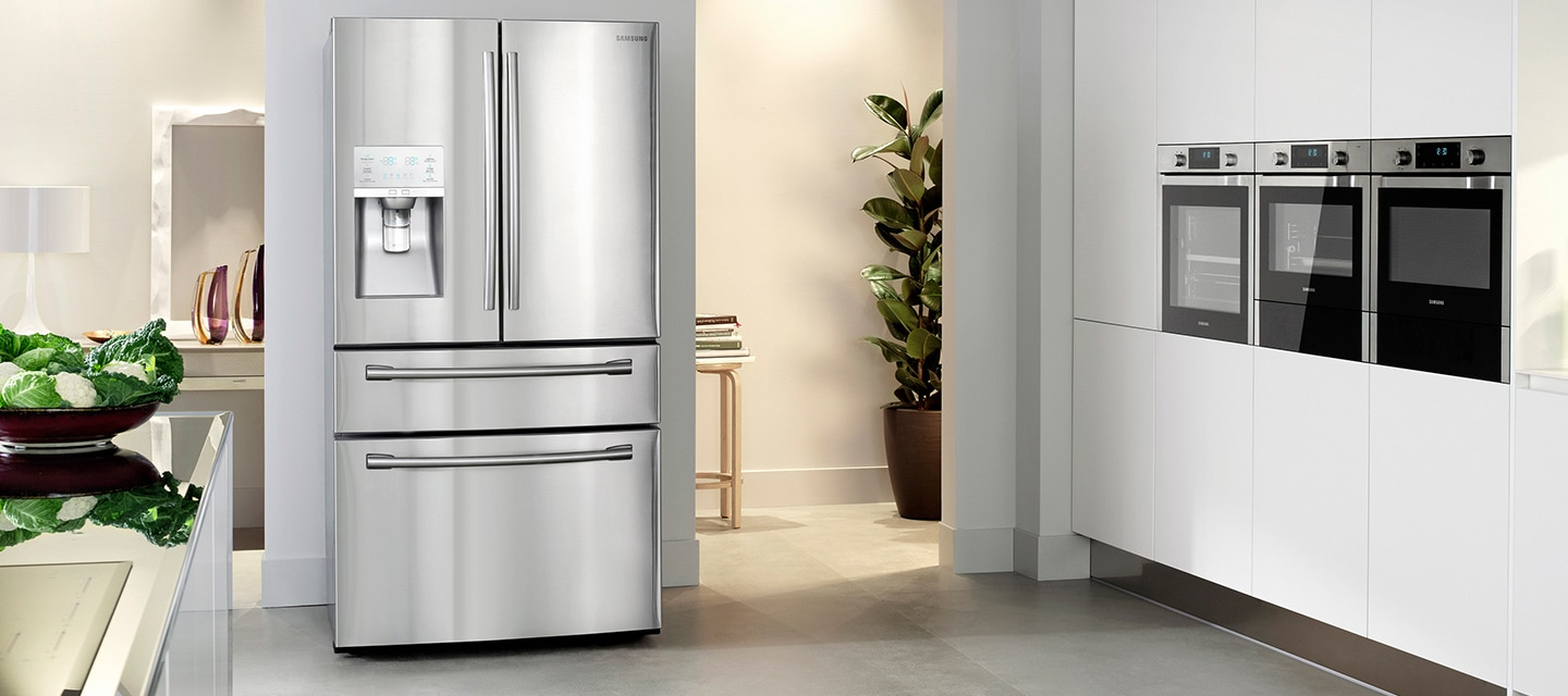Fridge Freezers Our Full Range Of Fridges Samsung Ie