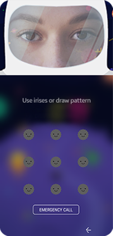 Samsung themes apps samsung uk iris mask theme thecheapjerseys Images