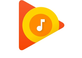 Google Play Music -logokuva