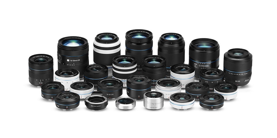 A lens for every occasion image