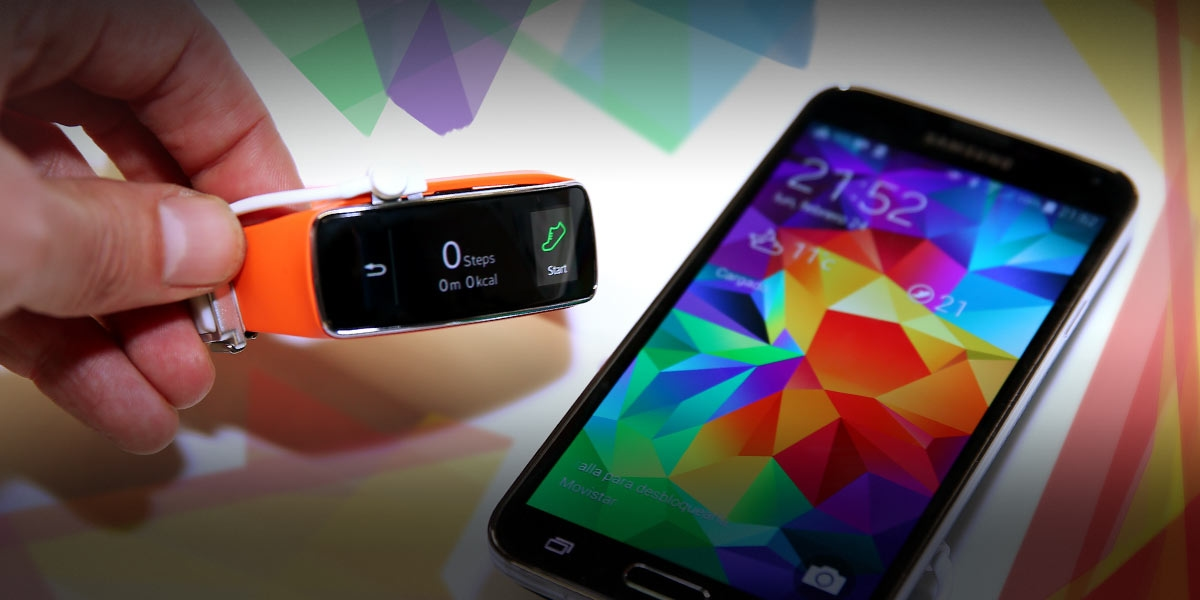 Get in shape with the Galaxy S5 and Gear range