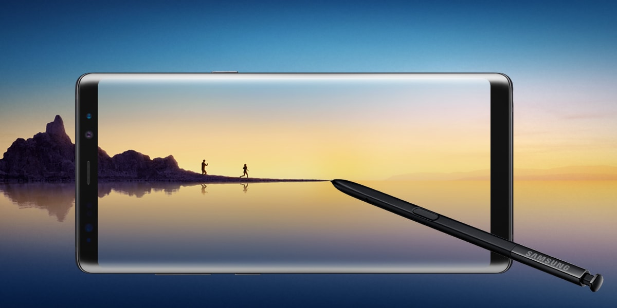 Introducing the Galaxy Note8