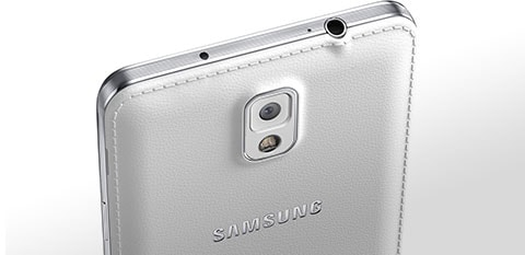 Galaxy Note 3 cover stitching