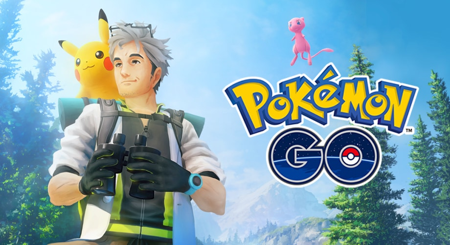 Best mobile games - 5. Pokémon Go