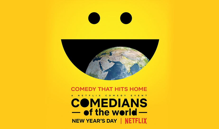 Comedians of the World logo
