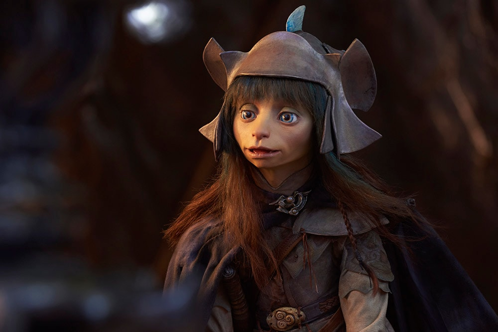 Image from The Dark Crystal: Age of Resistance Netflix show