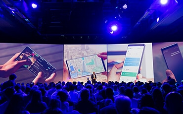 Carlo Carollo, Vice President of Mobile Division, Samsung Electronics, discusses the importance of a seamlessly connected ecosystem of devices.