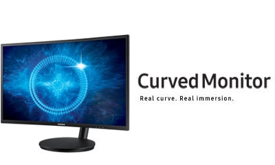 Curved Monitor LC34F791