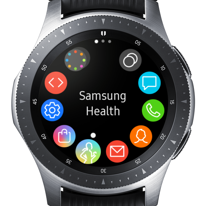 how to add apps to samsung watch