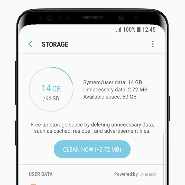 Downloading updates and improving performance of your Galaxy