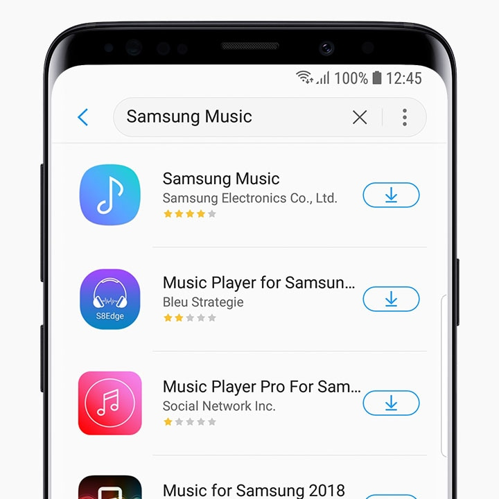 How to transfer your favourite music onto your Note 9