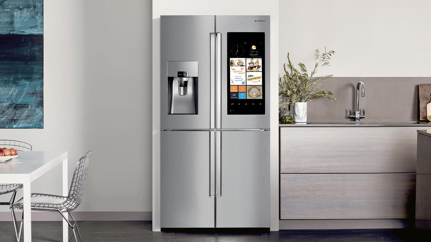 Fridge Freezers Our Full Range Of Fridges Samsung Uk