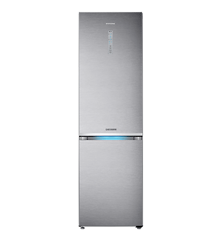 Samsung Bottom Mount Freezer Silver
