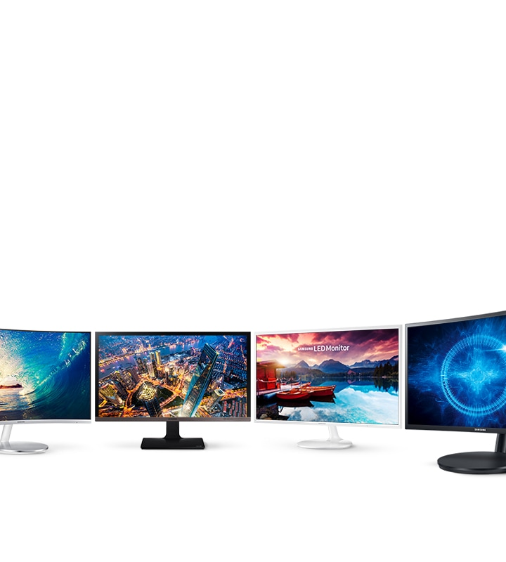 UHD and 4K Monitors | Samsung UK