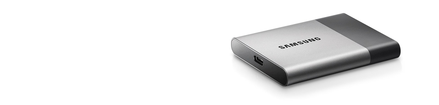 Samsung Portable Solid State Drives - Portable SSD T3